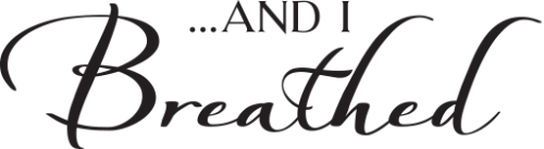 And I Breathed logo