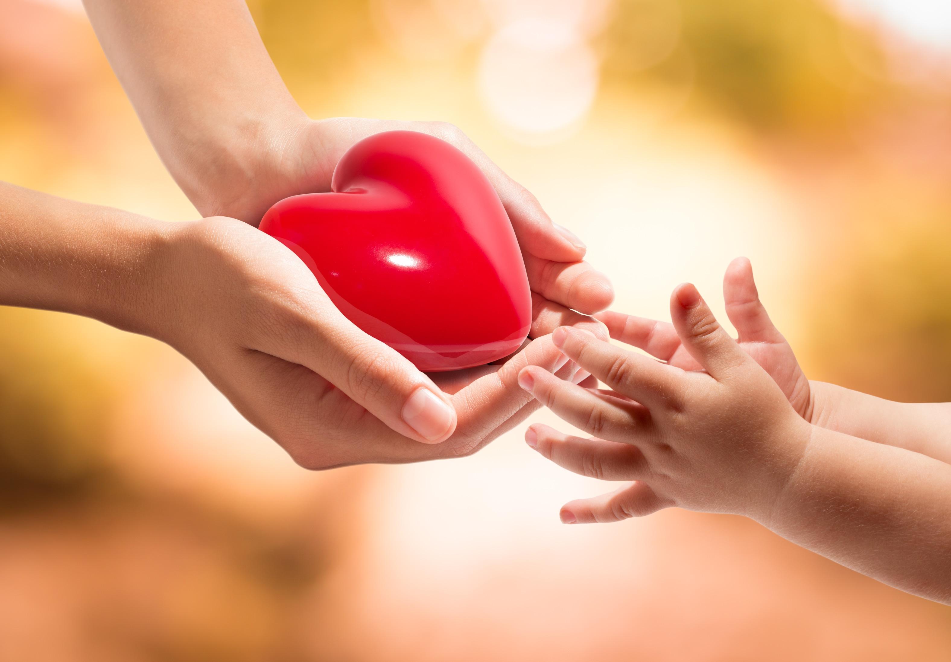 Love Blood Hand Wallpaper : Loving Kindness for our Inner child - Jason Garner