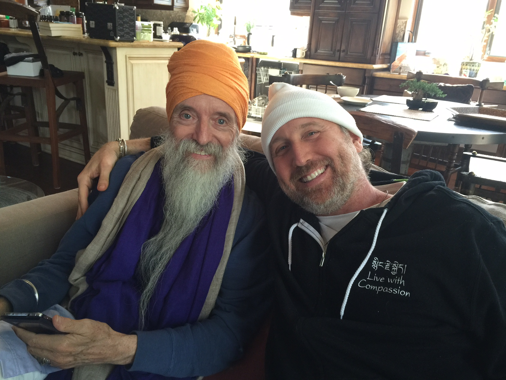 me and guru